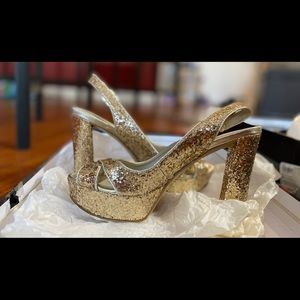 New Nine West heels / Party Shoes